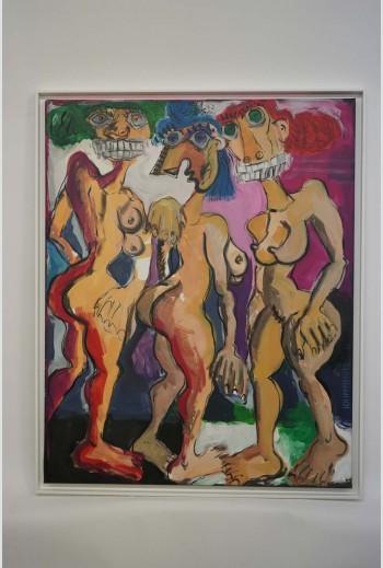392-Wenn die Damen nackt...