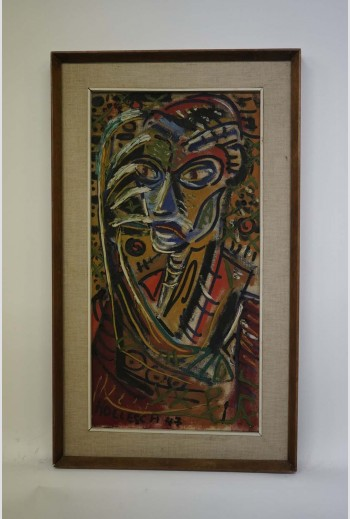Autoritratto - 1947 - signé
