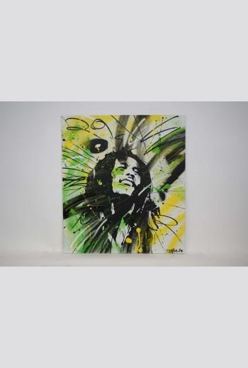 Bob Marley - 2018 - signé