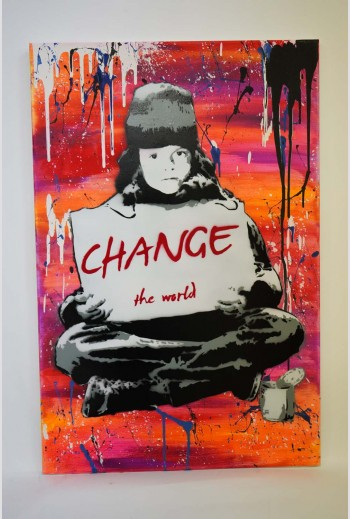 CHANGE …the world - 2018
