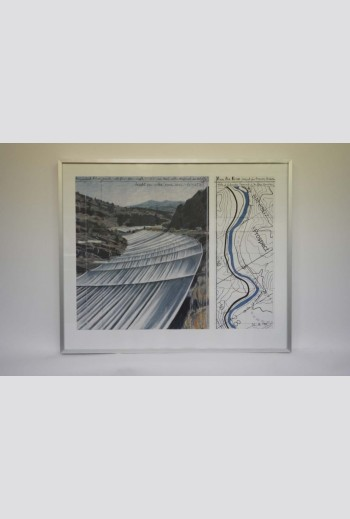 Christo, Over the River -...