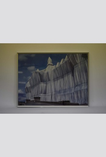 Christo,Wrapped Reichstag -...