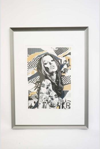 Kate Moss II -  période :...