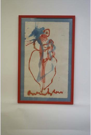 Madonna, 1988, signé