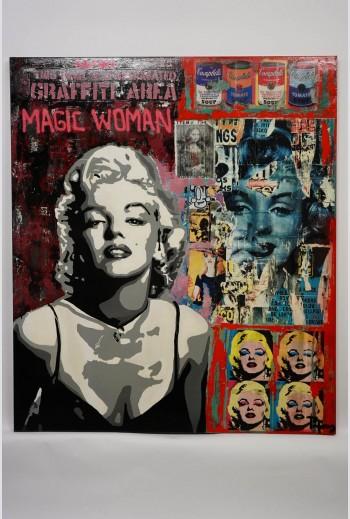 Marilyn Magic - 2010- Signé