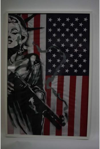 Marilyn Monroe first...