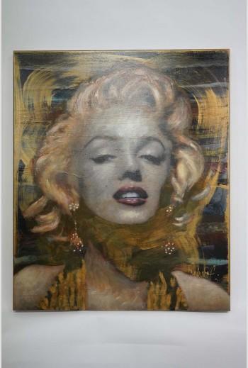 Marilyn Monroe Gold - 2018...