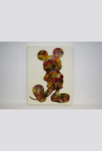 Mickey Colourized -White- -...