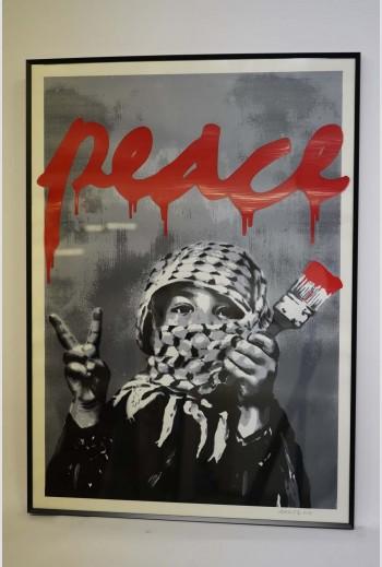 Peace - 2015 - signé -...