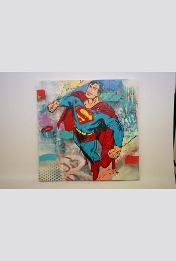 Superman- - 2017 - signé au...