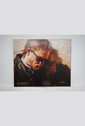 The sons of anarchy -the...