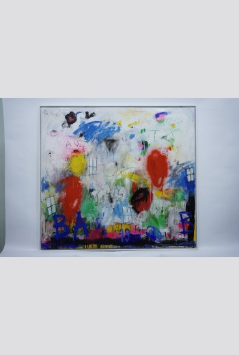 abstrait 31,  signé