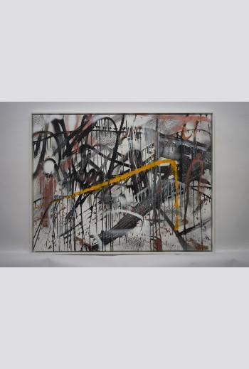 Graffiti explosion 5 - 2020...