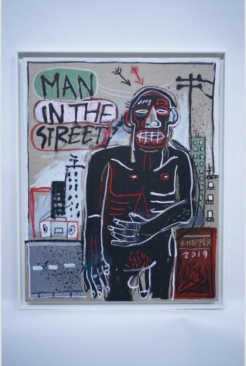 Man In the Street - 2019 -...