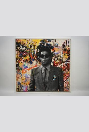 Relax-Basquiat- - 2020 - Signé